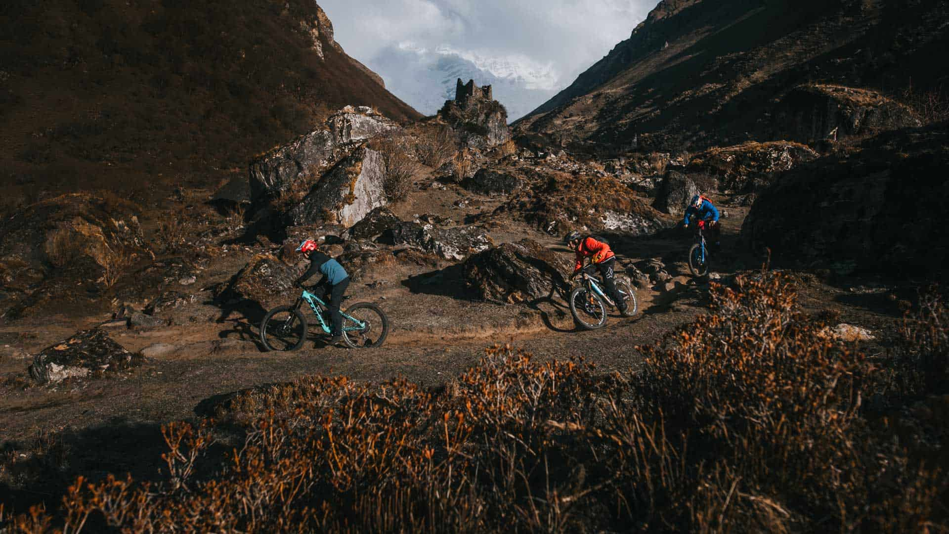 Clever Bears Productions - 2019 - Chasing the Yeti - Foto by Margus Riga
