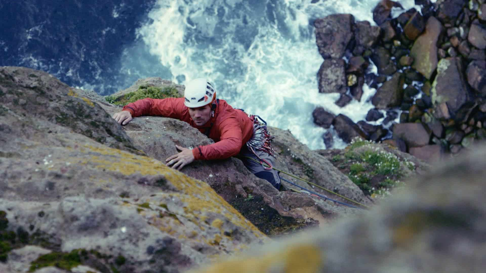 Posing Productions - 2019 - Climbing Blind - Old Man of Hoy - Jesse Dufton