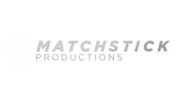 Matchstick Productions - MSP Films - Logo white