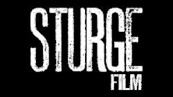 Sturgefilm - Logo white