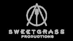 Sweetgrass Productions - Logo white